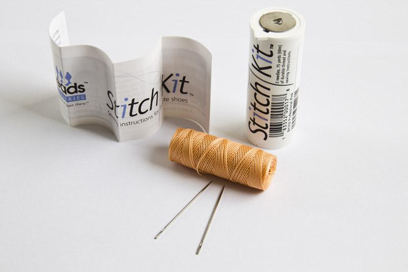 bunheads stitch kit review