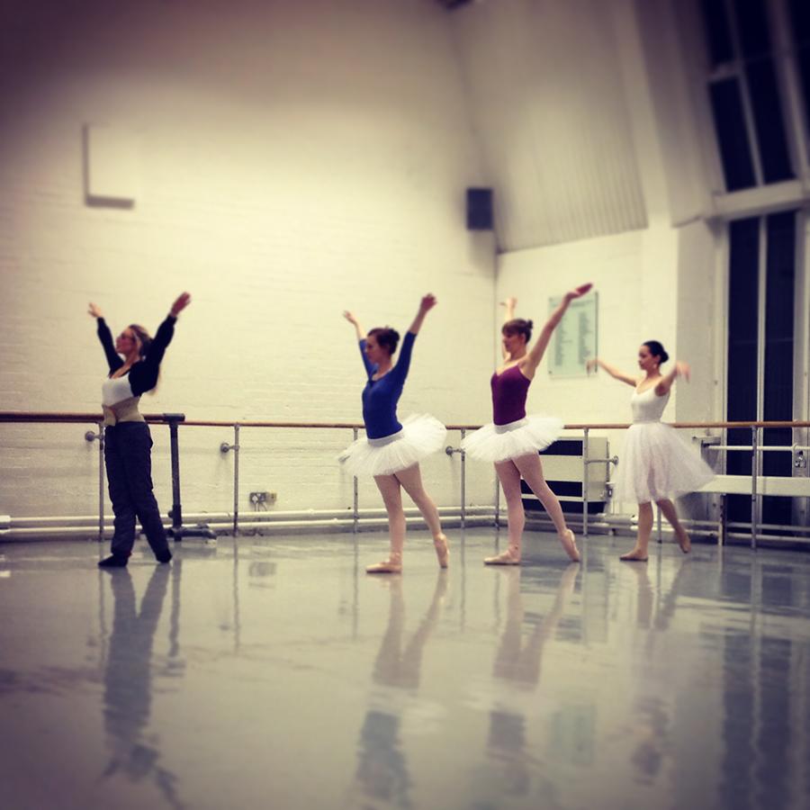 ballet dancer interview