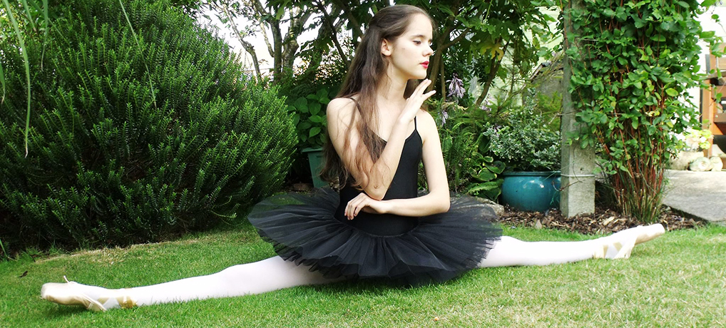 ballet dancer interview with sophie richardson