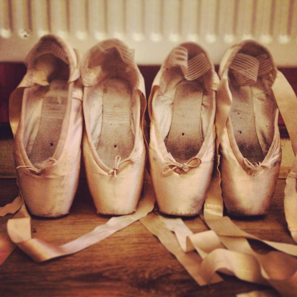 pointe shoes essex