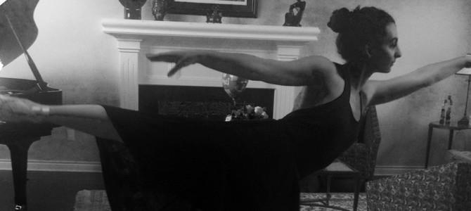 Ballet Dancer Interview: Maya