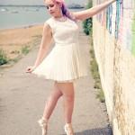 en pointe leigh-on-sea essex grishko ballet adult ballet pointe shoes model photoshoot