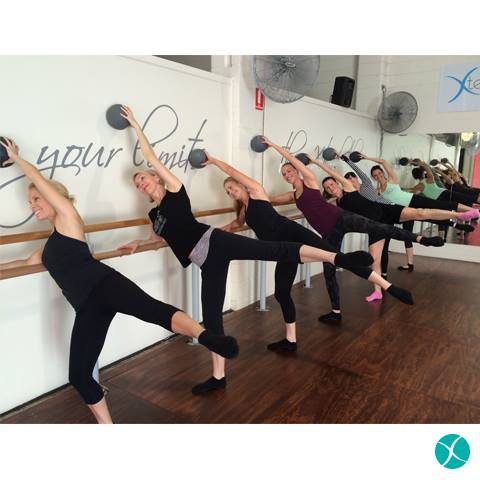 xtend barre class photo USA