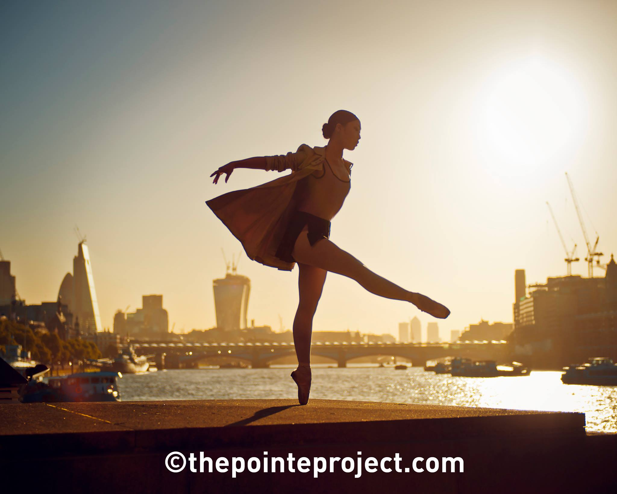 ballet photography en pointe ballerina london pete bartlett the pointe project