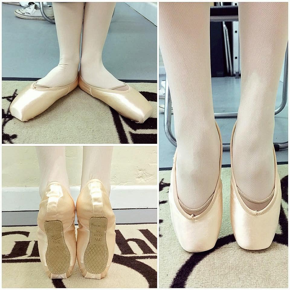 how to break in pointe shoes grishko